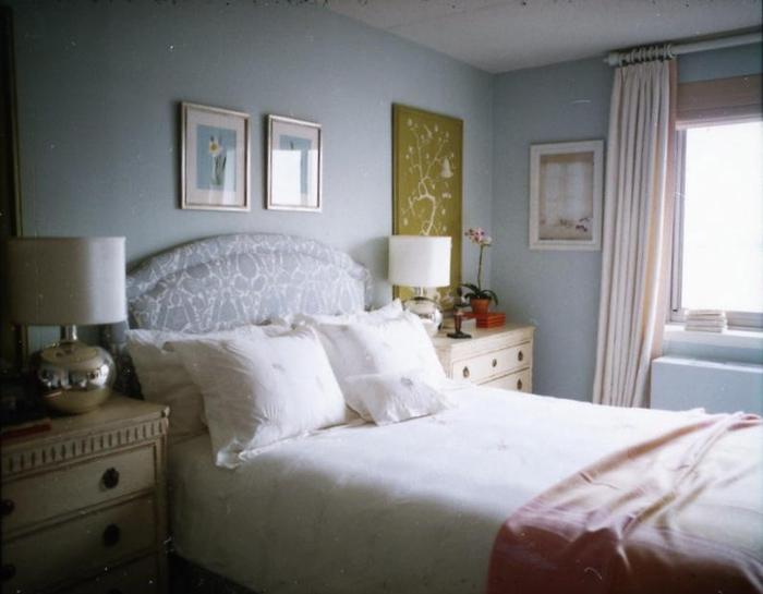 Sara Gilbane Interiors | Town | Bedroom