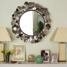 Sara Gilbane Interiors | Town | Mirror