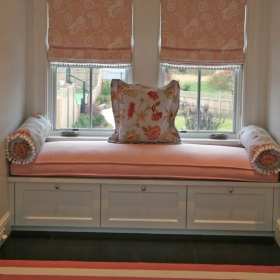 Sara Gilbane Interiors | Country-Sea | Bedroom