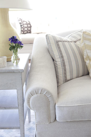 Sara Gilbane Interiors | Country-Sea | Detail