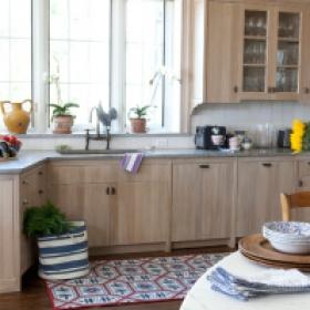 Sara Gilbane Interiors | Country-Sea | Kitchen