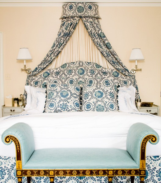 Sara Gilbane Interiors | Town | Master Bedroom