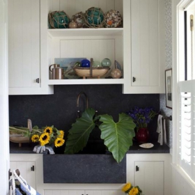 Sara Gilbane Interiors | Country-Sea | Mudroom