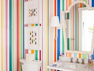 Sara Gilbane Interiors | Country-Sea | Bathroom