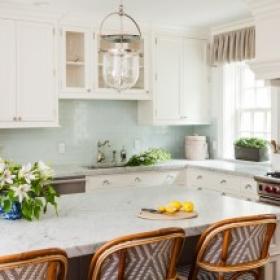 Sara Gilbane Interiors   Country-Sea   Kitchen