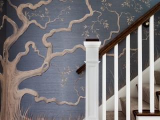 Sara Gilbane Interiors | Country-Sea | Stairs