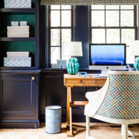 Sara Gilbane Interiors | Country-Sea | Study
