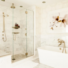 Sara Gilbane Interiors | Town | Bathroom