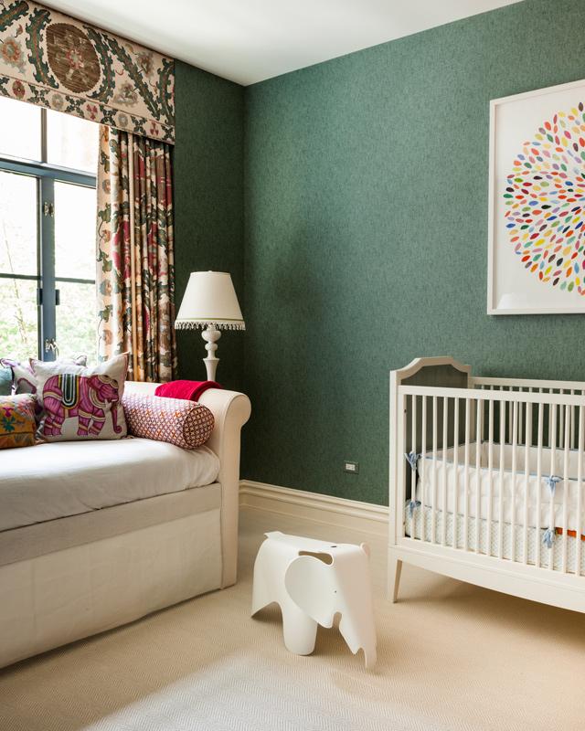 Sara Gilbane Interiors | Town | Nursery