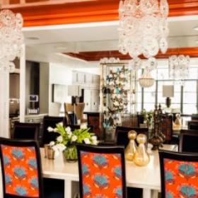 Sara Gilbane Interiors | Town | Dining Room