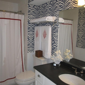 Sara Gilbane Interiors | Works in Progress | Bathroom