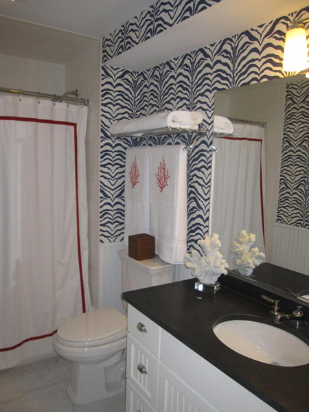 Sara Gilbane Interiors | Works in Progress | Bathroom