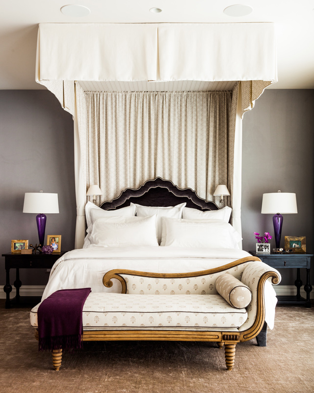 Sara Gilbane Interiors | Town | Bedroom